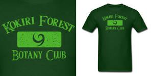 LOZ Kokiri Forest Botany Club