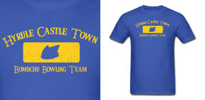 LOZ Castle Town Bombchu Team