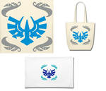 LOZ Skyword Sword Sailcloth Bag Pillow Case
