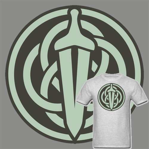 Brave Clan DunBroch Shirt by Enlightenup23