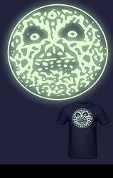 LOZ Glow In The Dark Termina Moon by Enlightenup23