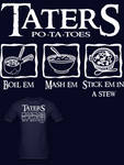 Lord of the Rings Taters T Shirt