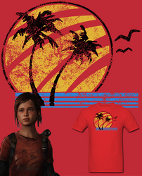 The Last Of Us Ellie Shirt by Enlightenup23