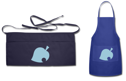 AC Tom Nook Aprons by Enlightenup23