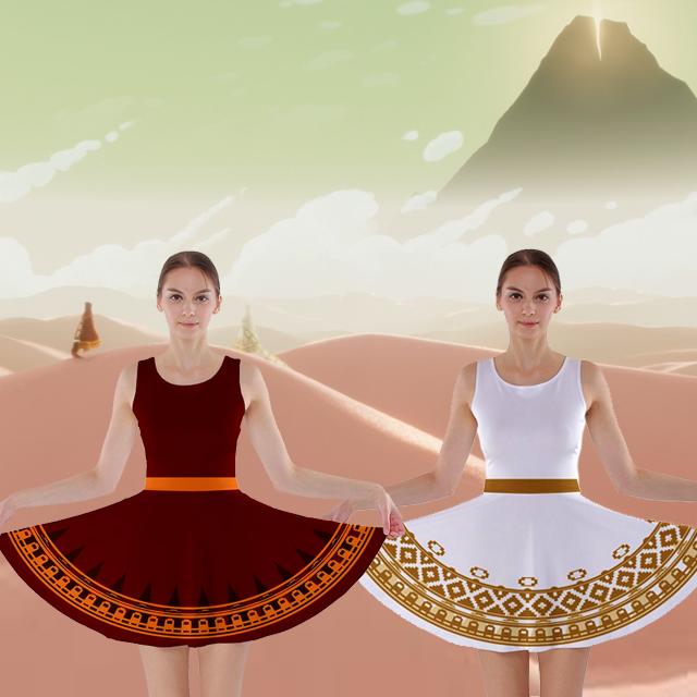 Journey Traveler Dresses by Enlightenup23