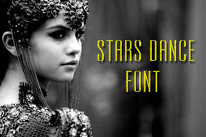 Stars Dance font Download!! by JustInLoveWithJoe