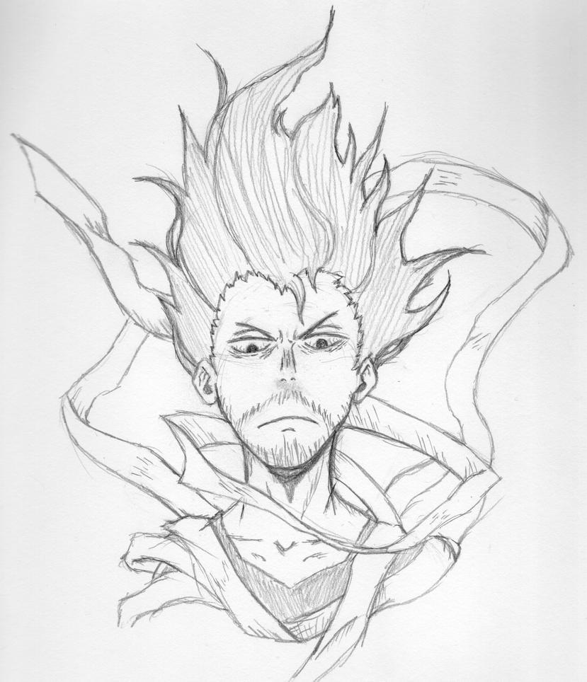 Shota by VirusMetalGarurumon