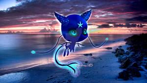 Water Dragon Kwami