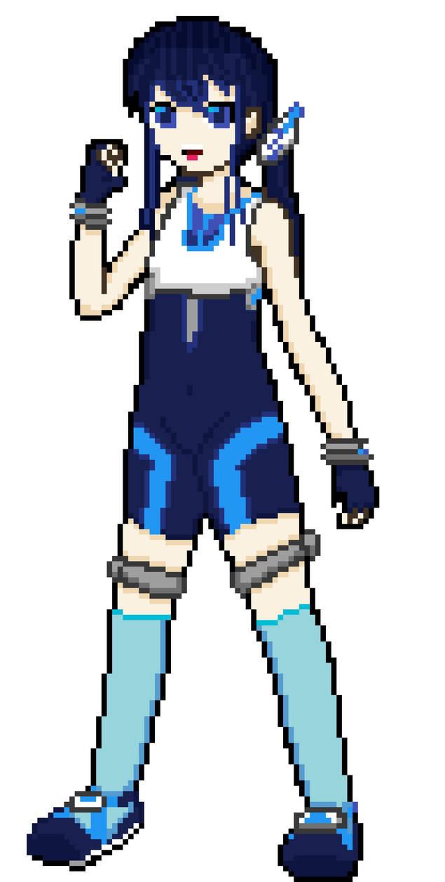 Eris Armstrong Request (Pixel Rendition)