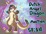 angel dragon auction [CLOSED]