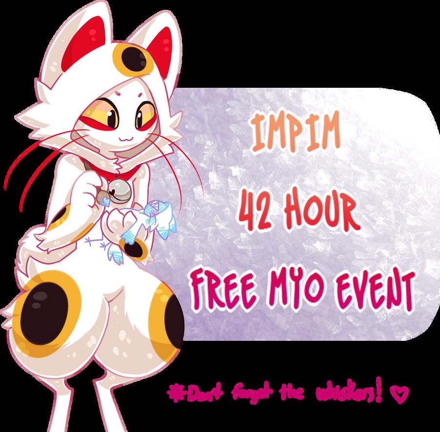 IMPIM MYO EVENT [CLOSED!] by Kunmao