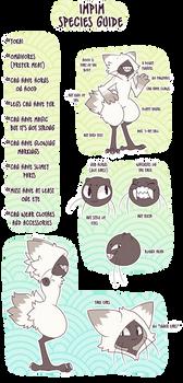 Impim species guide