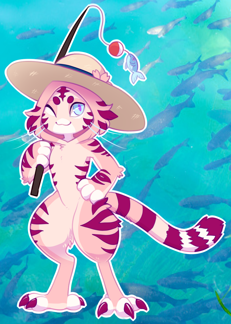 Tiger impim auction [CLOSED]