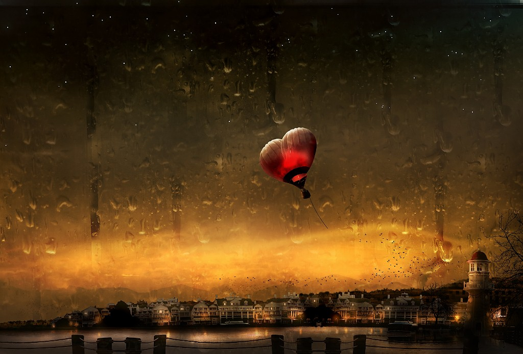 Love Balloon by riolcrt