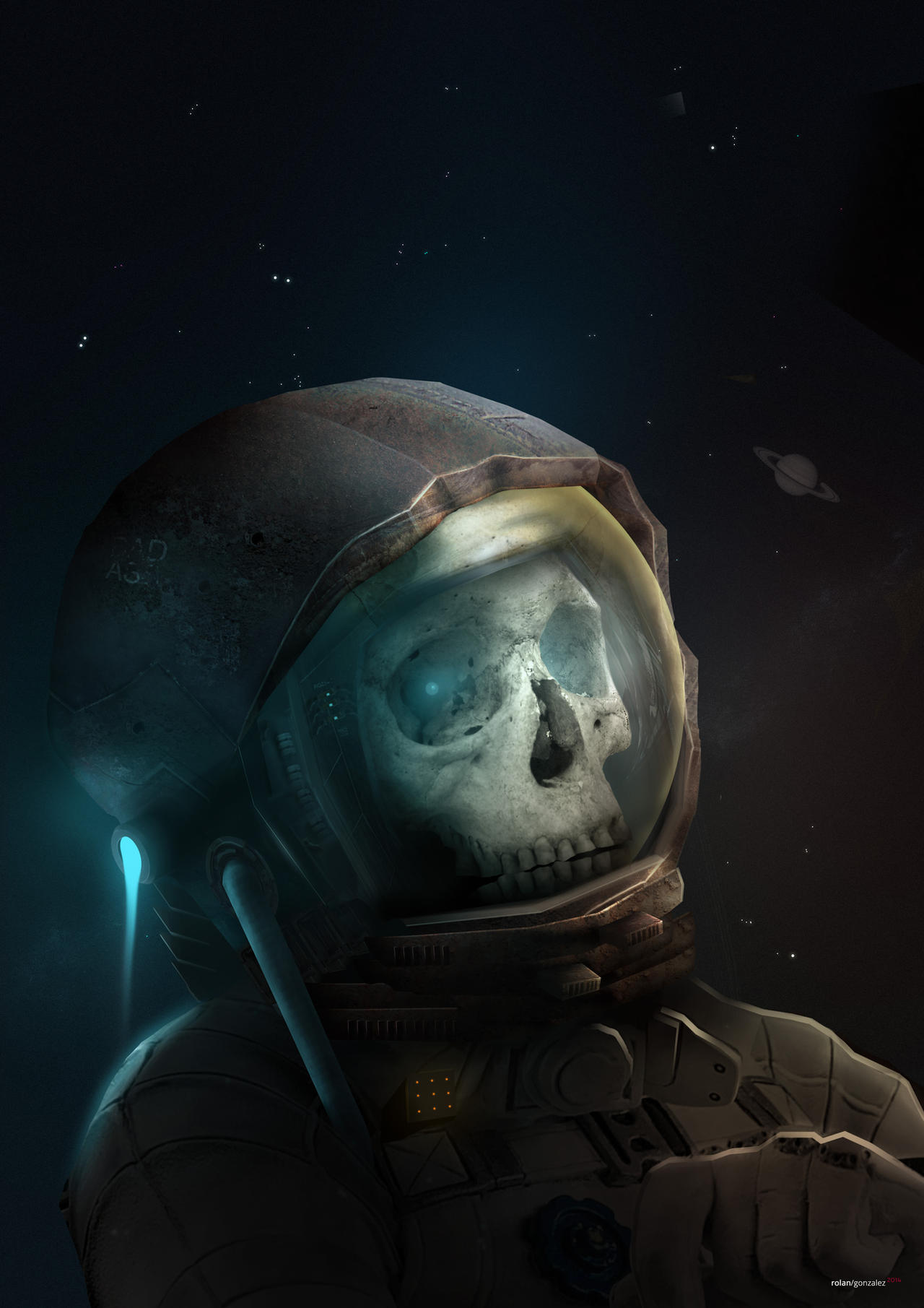 Death in Space (Rolan Version) by riolcrt