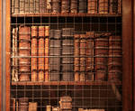 Plantin: Caged Books 01