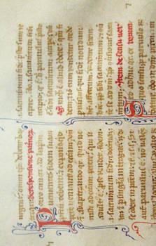 13th Century Manuscript 01