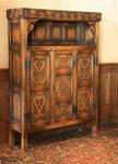 Castle: antique cupboard