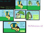 Pokemon Mystery Dungeon Chapter 1 Part 2 ''Mel''
