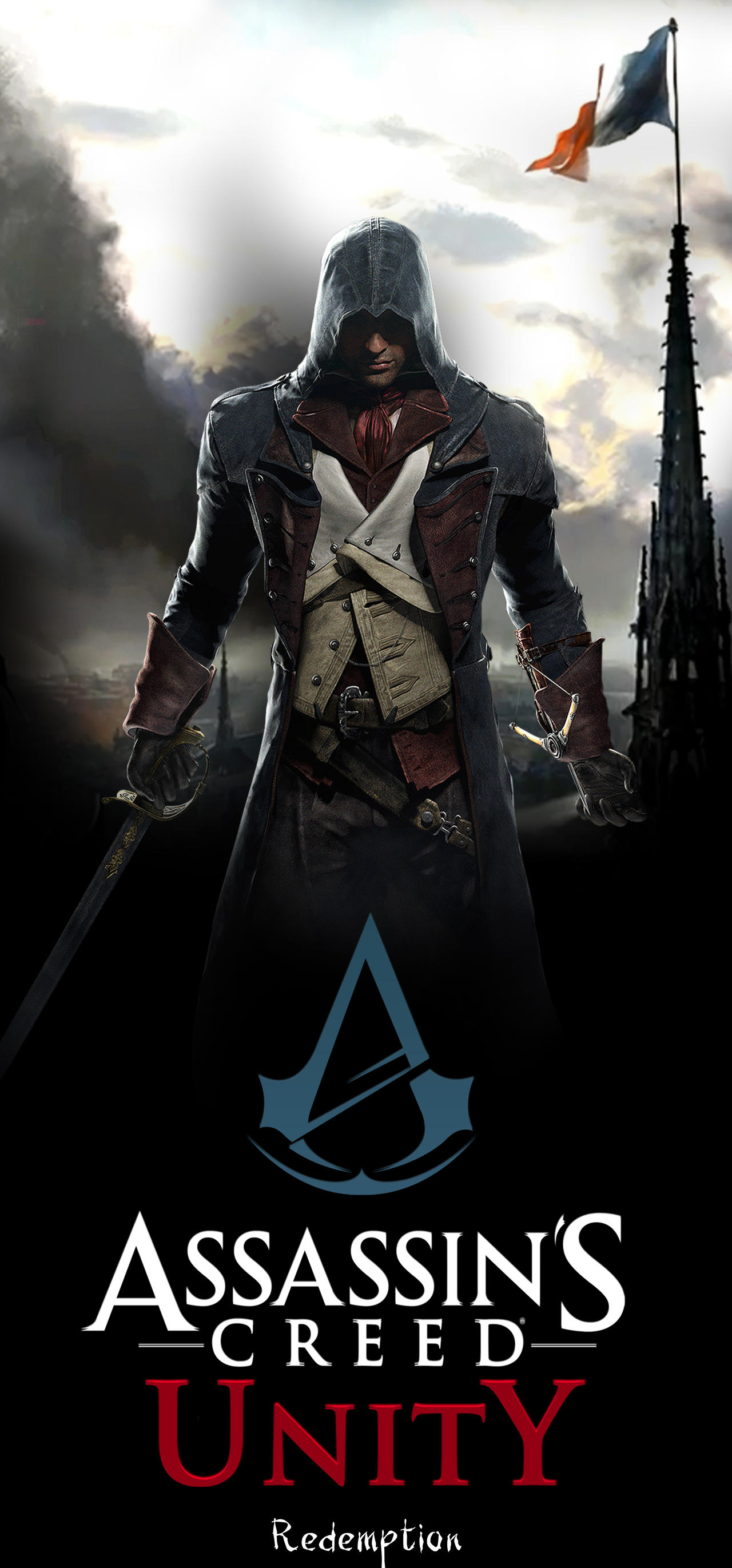 Assassin S Creed Poster Large Arno By Ven93 On Deviantart