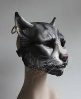 Newest Khajiit Mask by FeralWorks