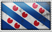 Frisian Flag - Stamp by PoonieFox