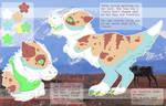 Tufty the Tufty T-Rex - Entry