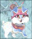 Little Winter Otis by PoonieFox