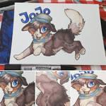 Happy JoJo - Trade by PoonieFox
