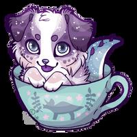 A Little Pup of Tea