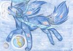 Calm Universum: Sedo Equus