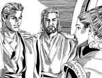 Anakin and Amidala reunited again