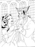 X-Men Fairytale - Beauty and the Beast