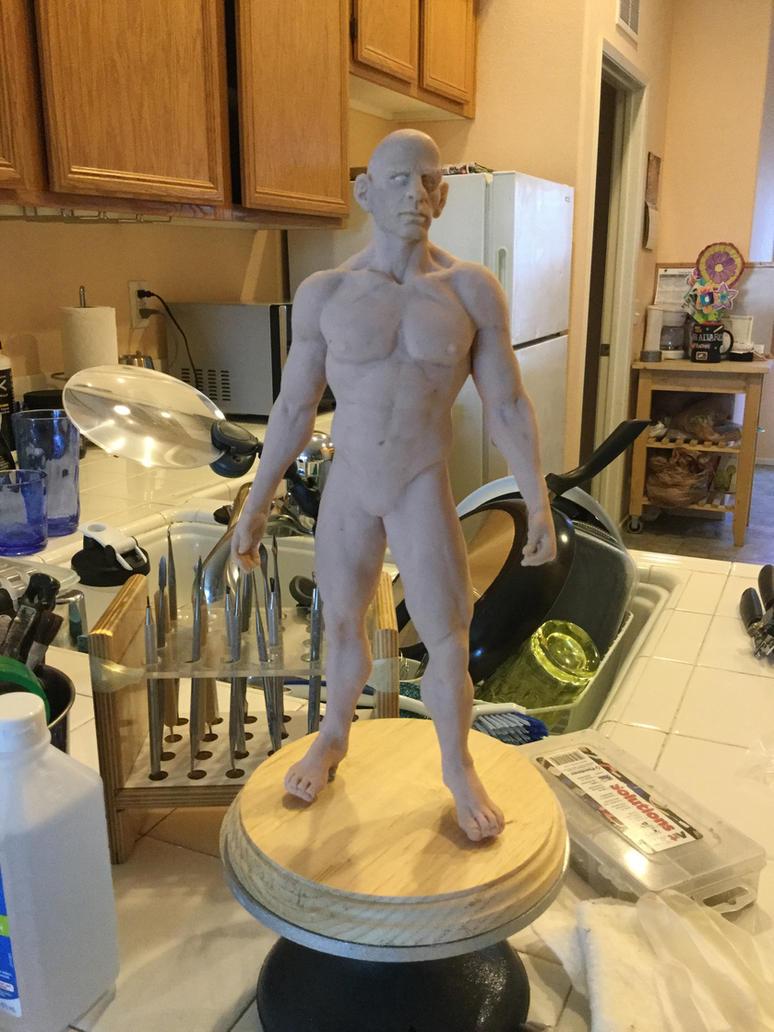 Anatomy Practice WIP O1 by greysummers610