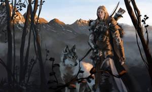 Adowyn the Hunter