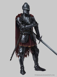 Knight by tithendar