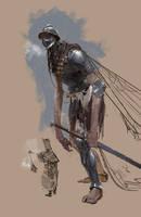 Mimr sketch by tithendar