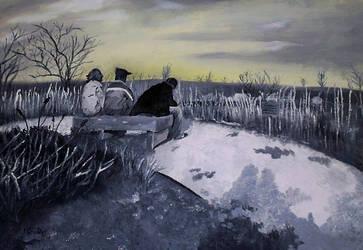 Gaze by JessicaSoulier