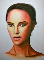 Portrait 3 by JessicaSoulier