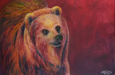 Bear by JessicaSoulier