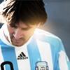 Lionel Messi icon by casiddu10design