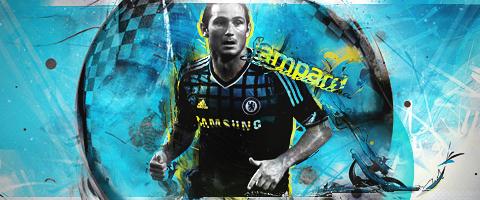 Lampard by casiddu10design