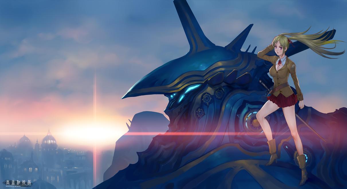 Twilight of the Empire by ariverkao
