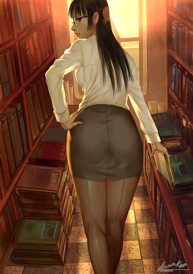 Old Bookstore by ariverkao