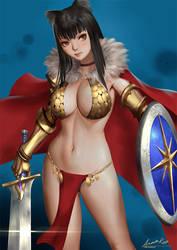 Bikini Armor by ariverkao