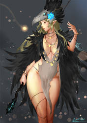 Druid by ariverkao