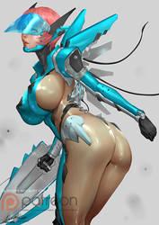 [ Fairy ] Type:Blue by ariverkao