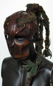 Wood elf Helmet