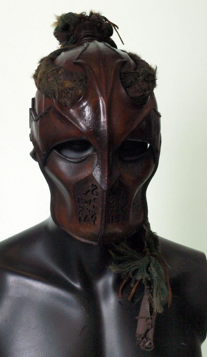 Wood elf Helmet by Valimaa