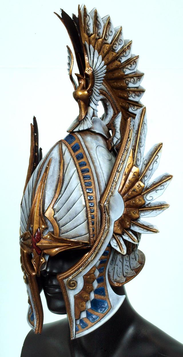 High Elf Helmet by Valimaa